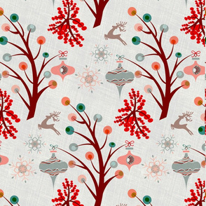 Vintage Christmas by Honey Bunny
