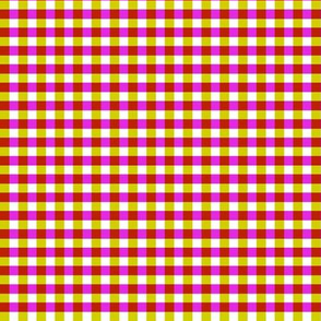 Electric Gingham