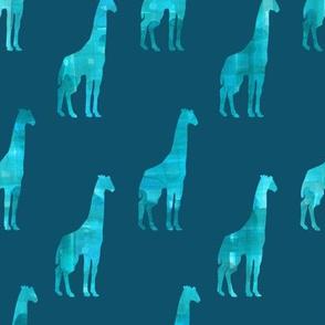 ZooFamilyGiraffe