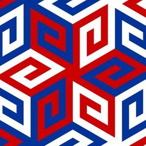 greek cube : nationalistic