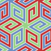 greek cube : fifties shades of grecan