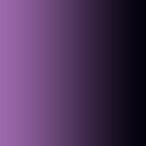 Ombre Black and  Purple