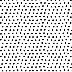 dots black white :: fruity fun