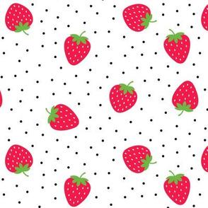 strawberries :: fruity fun bigger