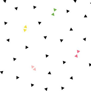triangle confetti :: fruity fun bigger