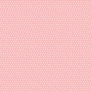 dots light pink :: fruity fun