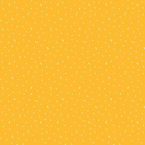 triangle confetti orange :: fruity fun