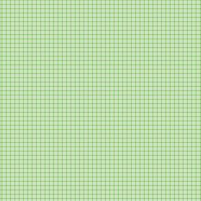 plaid green :: fruity fun