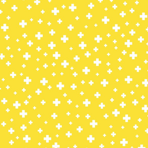 positive plus yellow :: fruity fun bigger
