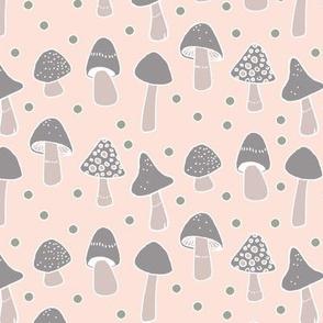 Woodland Mushroom 3