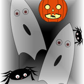 Pumpkins and Spiders and Ghosts Oh My!
