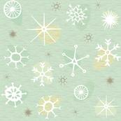 Snow Retro (mint)
