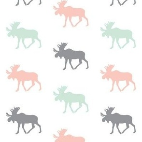 multi moose (small scale) || willow woods collection