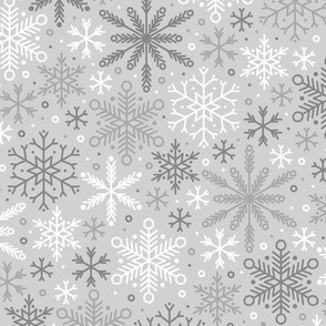 Season of Snow (Silver)