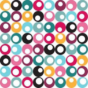 Seventies Dots