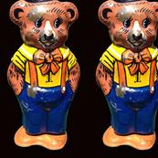 Windup TinTeddy Bear