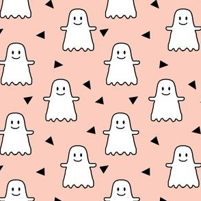 halloween ghost blush kids girls sweet halloween emoji cute halloween