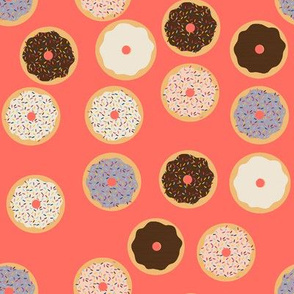 Donuts on Coral