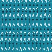 ARROW POLKADOT dark blue