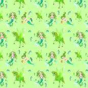 Mermaids & Unicorns