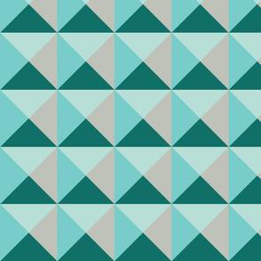 pyramid green