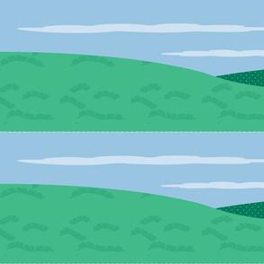 Bo Peep Landscape