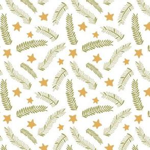 Pine and Stars