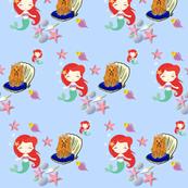 Yorkie&mermaid