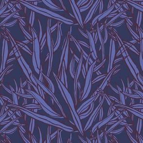 C willow: twilight + plum + peri