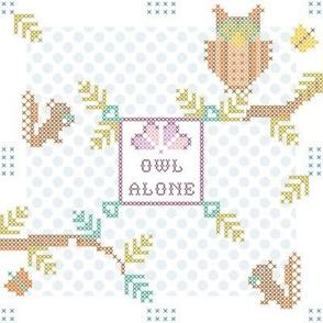 Owl Alone Branch