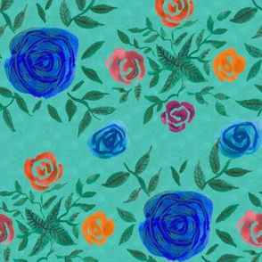 Rosalie - blue