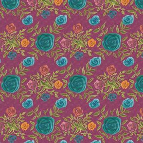 Rosalie - violet