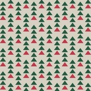Tree Triangles (Festive)