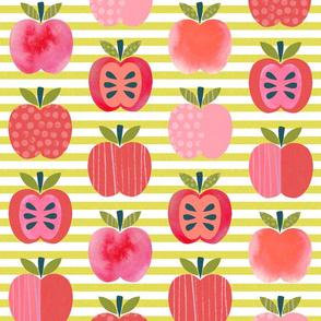Pink Lady Apples - Citrus Stripe