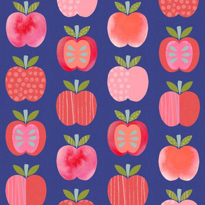 Pink Lady Apples - Deep Blue