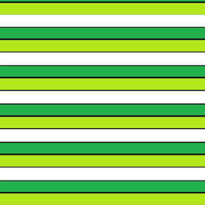 Candy Stripes Lime