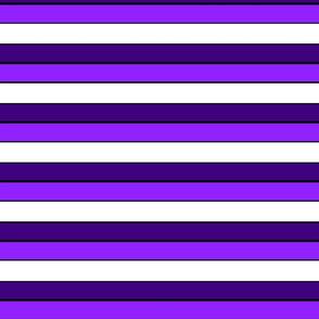 Candy Stripes Purple