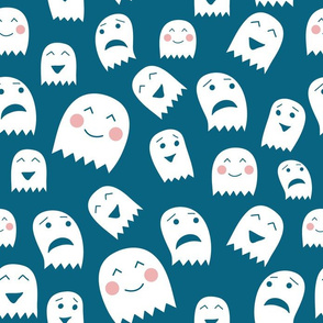 Ghosts pattern