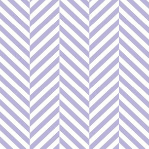 herringbone LG light purple