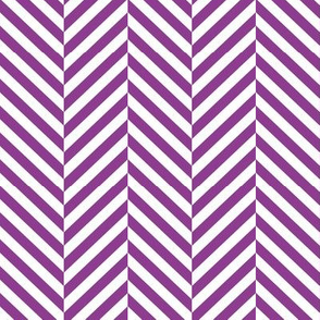 herringbone LG grape