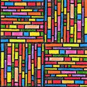 Crayons Bricked