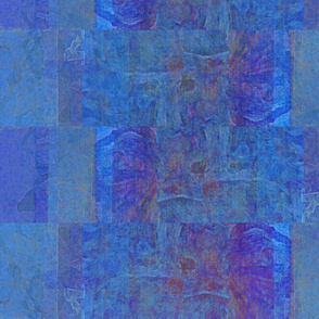 Slate Blocks Blue