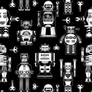 Robots small