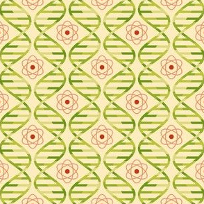 dna + atom : apple juice