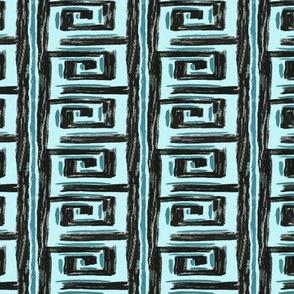 Blue Meander