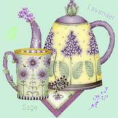 Lavender & Sage Tea