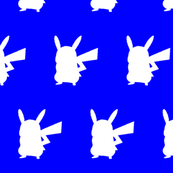 Pikachu Repeatsies in Blue