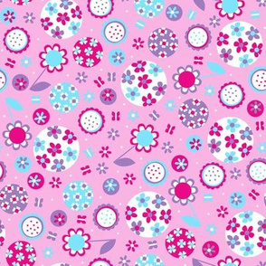 Garden Party (Pink)