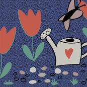 Spring Garden Lover