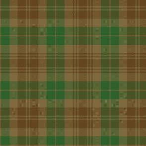 Tyneside green district / military tartan